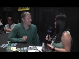 Madsness&ampHughsteria Mads Mikkelsen At Silicon Valley Comic Con, SIDEWALKS