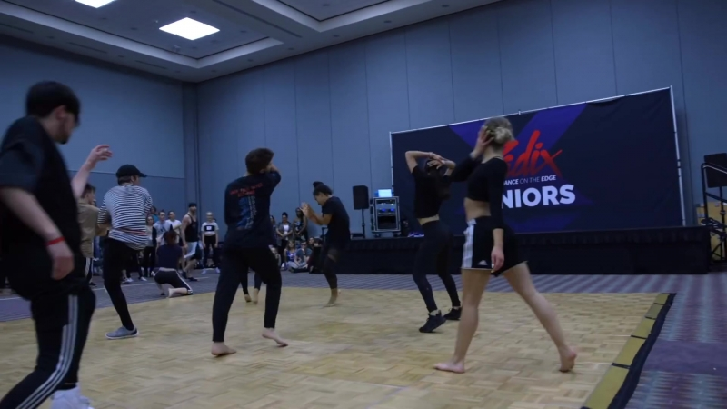 Wash Set - Leikeli47 ¦ Radix Dance Fix Season 2 ¦ Brian Friedman Choreography