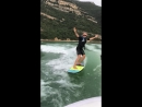 Wakesurf This was my first time I ❤️It