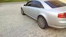 AUDI A8 Long 6.0 W12 Quattro решил проблему с колесами