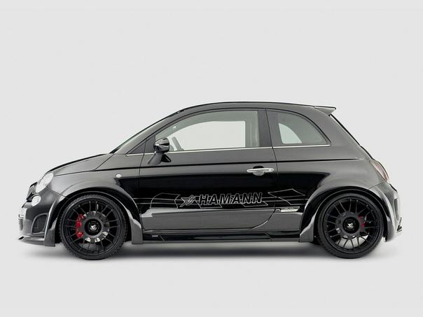 Очень редкие : Hamann Largo Класс: subcompact car / supermini Тип кузова: 3-door hatchbac Двигатель: I4 1.4 L turbocharged Мощность: 265 л.с. Крутящий момент: 348 Н·м КПП: МКПП-6 Привод:
