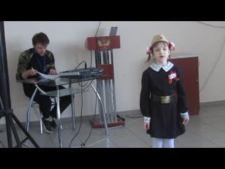 Рогозина Марина стих