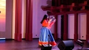 Жанна Ушакова - Цыганский танец - Восточная вечеринка с Тиграном в Цине, 2017