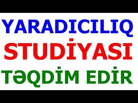 Yaradıcılıq Studiyası Yasər Abıoğlu Arxivi YouTube kanalı Barədə Edilmiş Şikayətlə Bağlı Müraciət.