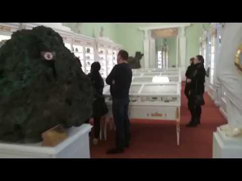 Горный музей Горного университета, Санкт-Петербург