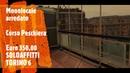 Monolocale in affitto in corso Peschiera - Solo Affitti