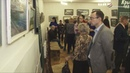 В Серпуховском историко-художественном музее открылась выставка серпуховских художников «Крым наш»