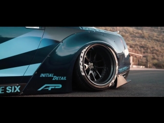 F7lthy Samurais LibertyWalk GTR Mountain Run (Halcyon Video Contest) | Perfect Stance