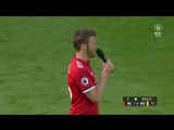 Time to turn your sound up and listen to Сarrick final words as an MUFC player at Old