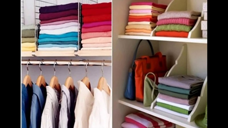 KONMARI METHOD CLOTH FOLDING TECHNIQUES - HOW TO FOLD CLOTHES