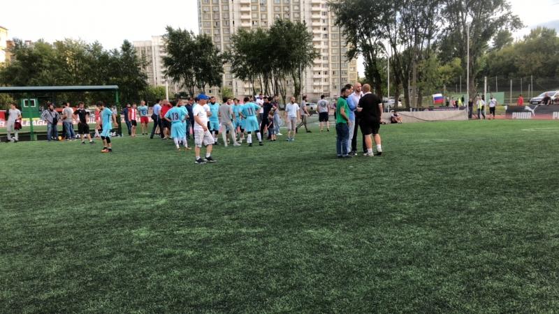 ЧР 2018 Amateur League | Финал Арсенал - КБР | Серия Пенальти