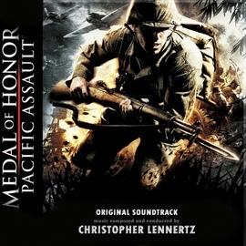Christopher Lennertz альбом Medal Of Honor: Pacific Assault