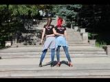 Kizomba Рита Чертихина & Лю. Tarraxo, Urban tarraxa, Kizomba