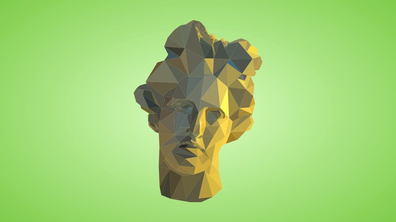 LowPoly Tutorial Inkscape (NEW)