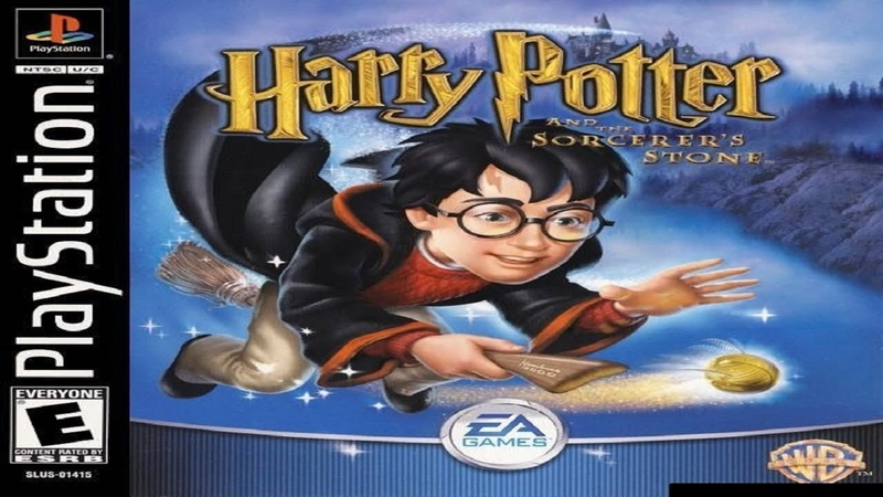 [PS1USA] Harry Potter and the Sorcerers (Philosophers) Stone - 01. Внутри замка
