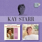 Kay Starr альбом Just Plain Country/Tears And Heartaches Old Records