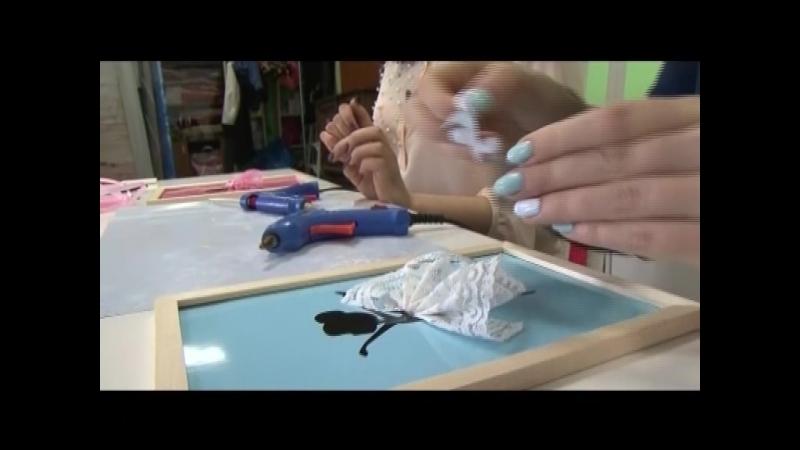 Умелые новости: 3D панно в детскую