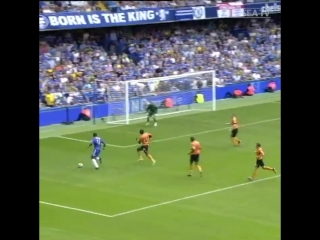 A brilliant @DidierDrogba double on this day in 2009!
