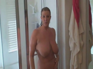 Husband watch her wife cuckold BBC