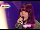 [Solo Debut] Raina (feat. Kanto) - You End, And Me, 레이나 - 장난인거 알아?, Show Music core 20141011