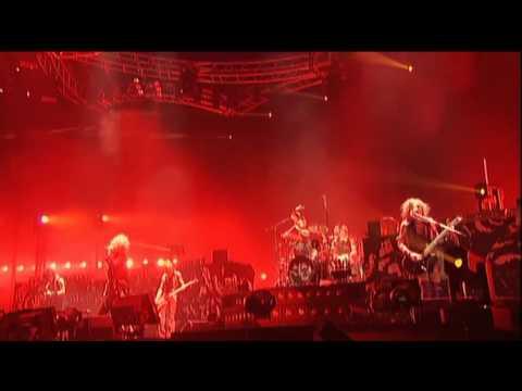 The GazettE Taion STANDING LIVE TOUR 2006 NAMELESS LIBERTY SIX GUNS TOUR FINAL AT BUDOKAN