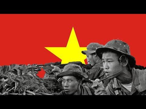 Bác Đang Cùng Chúng Cháu Hành Quân! Uncle is With Us On Our Campaigns! (Lời Việt, English Subtitles)