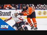 Лучшие силовые приемы пятой игровой недели | NHL Hits of The Week 5