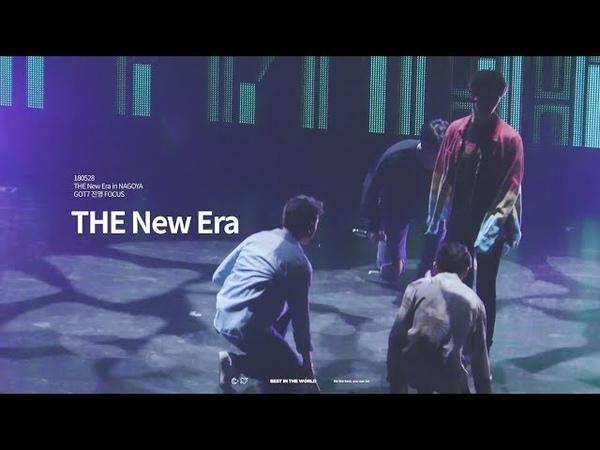 4K 180528 GOT7 JAPAN HALL TOUR in NAGOYA THE New Era GOT7 Jinyoung