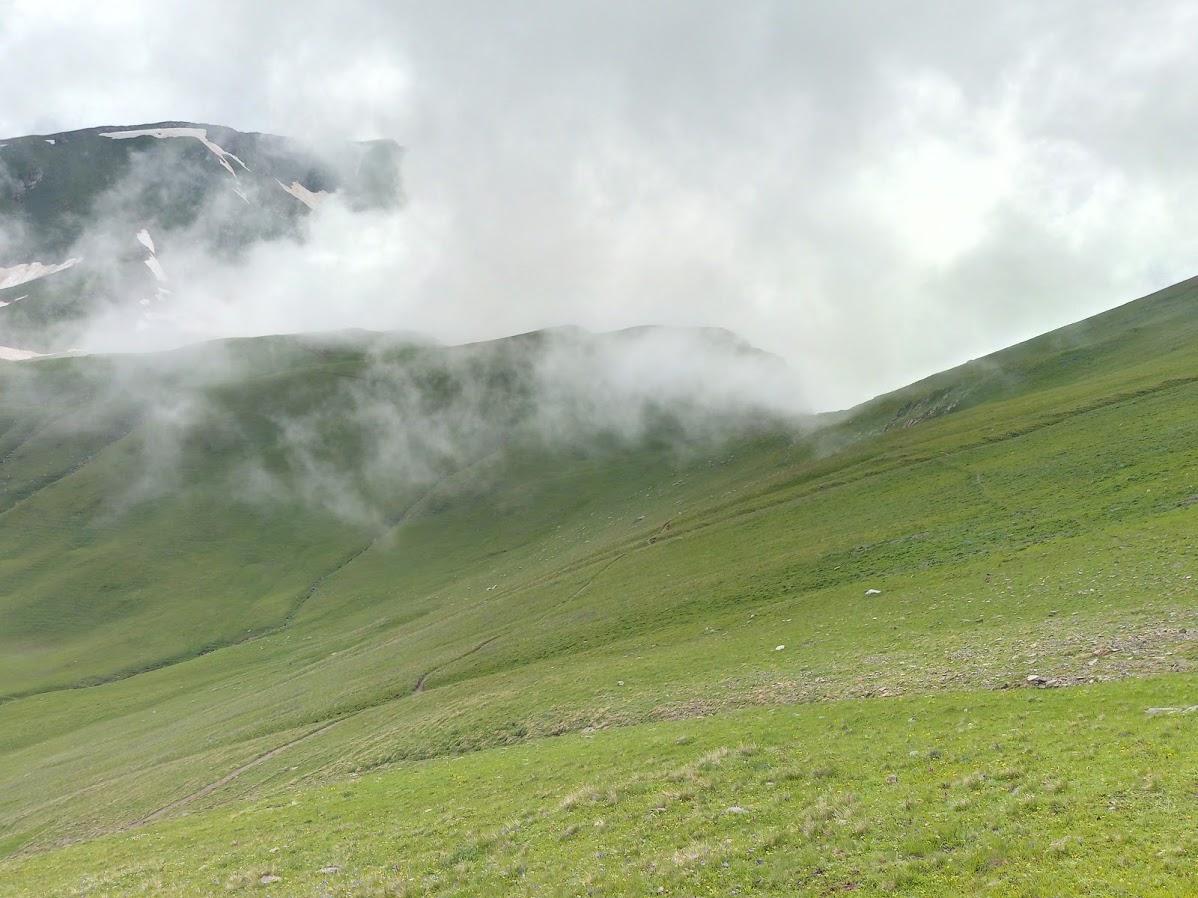 Транскавказ-2018. Перевал Ацгара.