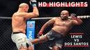 Derrick Lewis BEFORE and AFTER Junior Dos Santos FIGHT