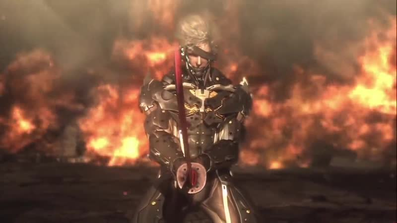 Metal Gear Rising Revengeance Lets Dance