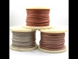Diy Earphone Cable Copper 5N 23