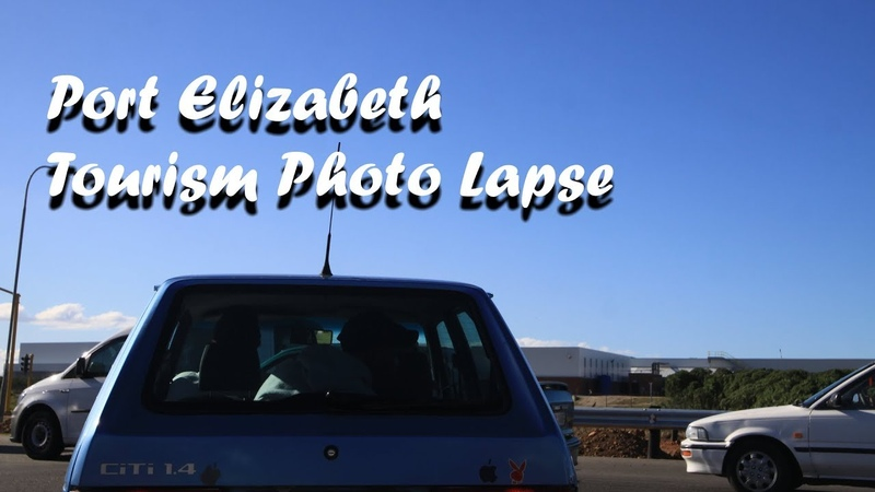 Port Elizabeth Tourism Photo Lapse
