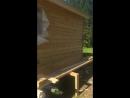 Строительство дачного домика 4*6 из бруса Грязовецкий р он ВЕДЕТ ООО ״СВОЙ ДОМ״