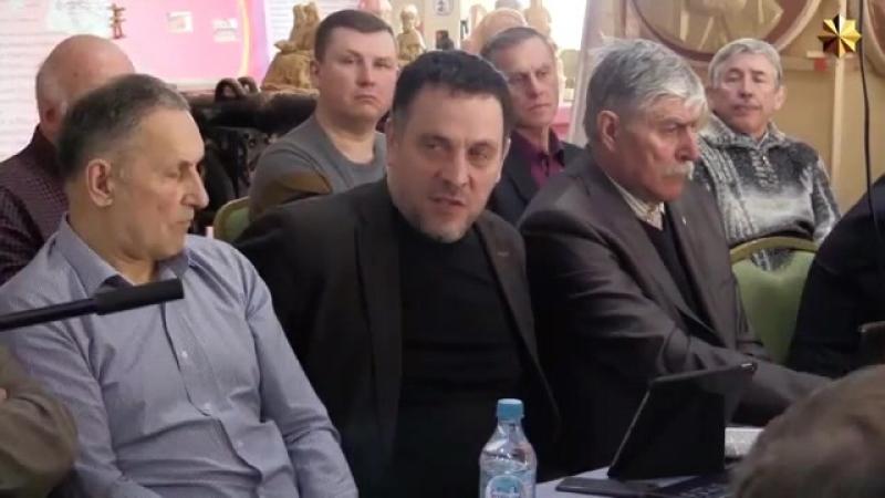 М_Шевченко об Иване Грозном