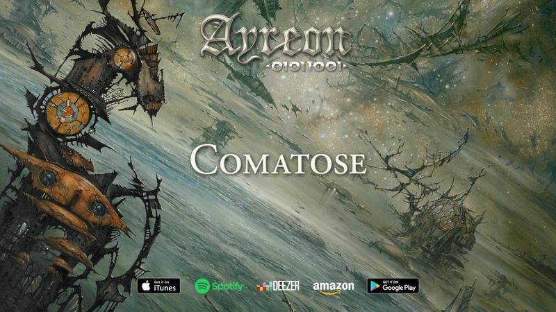 Ayreon Comatose 01011001 2008
