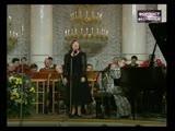 Нина Саломатина - Перышки у птички - (Л. Лядова - А. Барто) - у рояля Людмила Ля