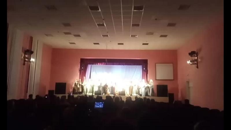 Концерт хора им. Цитовича