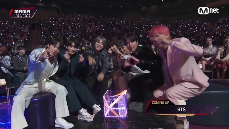 BTS Full Cut @2018 MAMA in Japan 181212