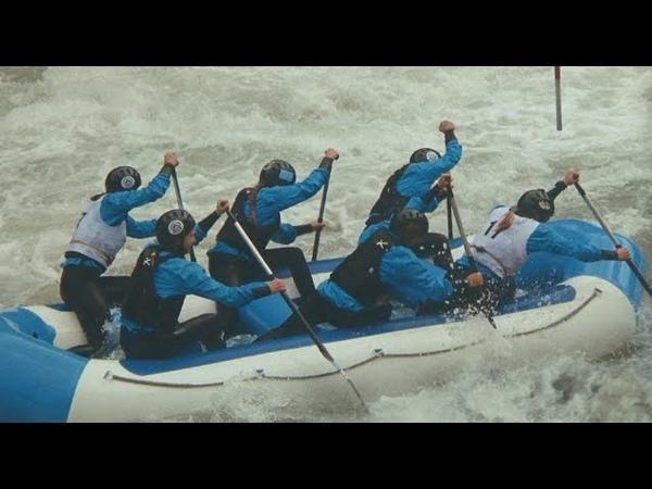 Рафтингистки Старого Оскола готовятся покорить реки Поднебесной