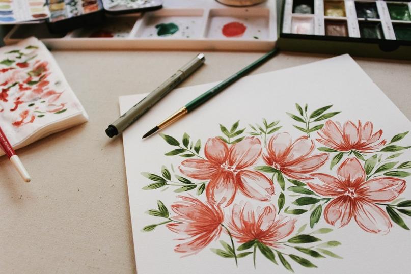 Конкурс рисунка «Природа родного края»