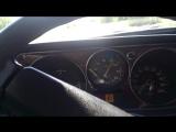 Разгон Волги с двигателем ГАЗ 53 0-100 кмч