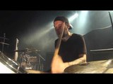 Dan Wilding - Carcass - Incarnated Solvent Abuse - Live in St. Paul - Drum Cam