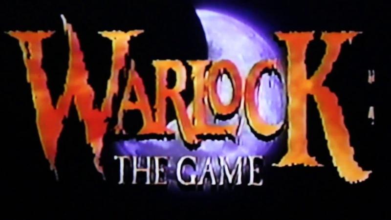Warlock the video game trailer 1994 SEGA AND SNES