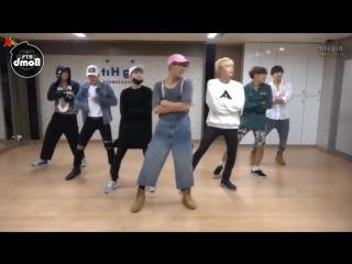 [v-s.mobi]BTS 'Silver Spoon (Baepsae)' mirrored Dance Practice.mp4