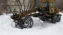 Стаханов. Борьба со снежной стихией продолжается