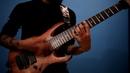 MOBIUS Bursting Chaos playthrough! Line6 HELIX (DJENT SYMPHONIC Metal prog)