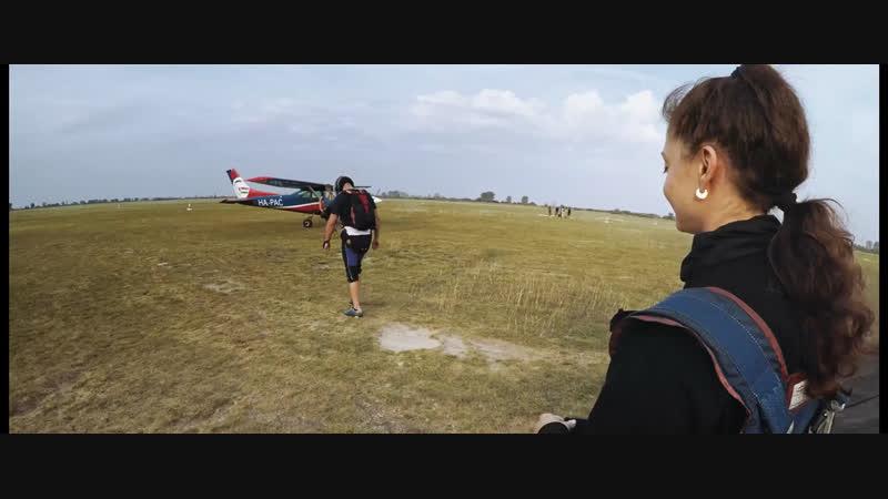 Skydiving ✈️