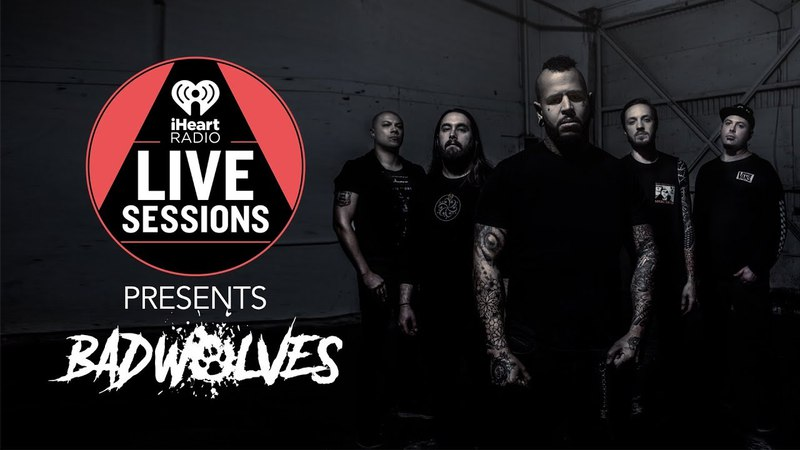 Bad Wolves Perform Hear Me Now Acoustic | iHeartRadio Live Sessions