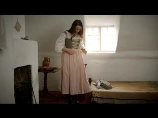 Домработница 18 век getting dressed in the 18th century - working woman
